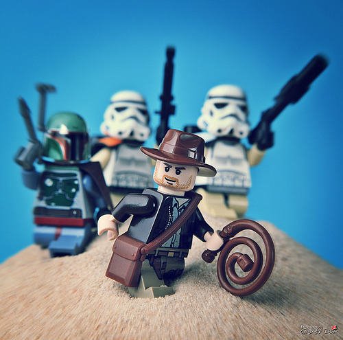dbsw:  I'm not Han Solo! // by storm TK431