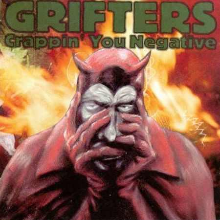 The Grifters - Felt-Tipped Over