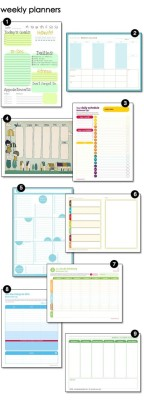 Weekly Planners free printable: Daily Pages Week At A Glance Daily Schedule Cute Weekly Planner Goals Making Simple  Laundry List of To Do's and To Do Itinerary Form Too Many To Do's Weekly Chore Schedule Stay on top of where you need to be and which tasks absolutely, positively must get done today or this week!! Have a good day everyone!