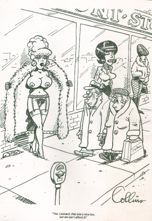 Hustler cartoons humor