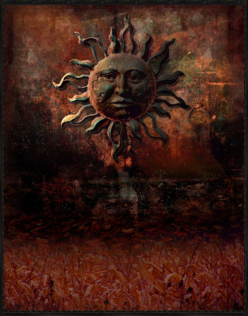 Fat Old Sun by *Bark