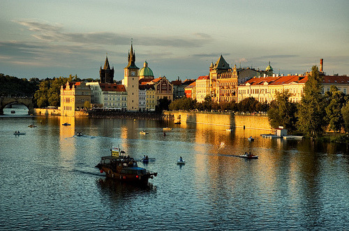 Light of Prague (by belthelem)