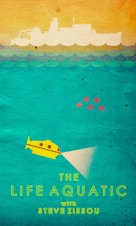 The Life Aquatic with Steve Zissou by Travis English