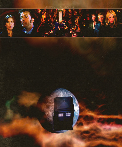 I really like this TARDIS angle…