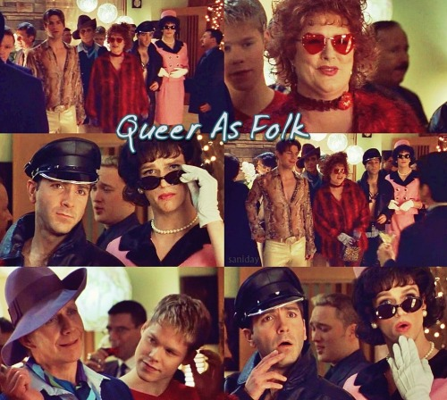 Drag Queens ^ [Queer as Folk UK/US]