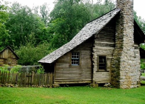 girlsraisedinthesouth:  The Homestead 1850, Kentucky
