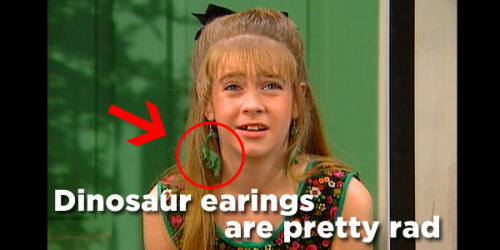 "[Fashion Lessons I Learned From ""Clarissa Explains It All""]"