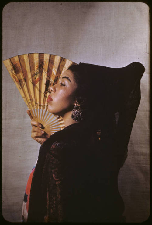 holdthisphoto:  Debria Brown as Carmen (Act IV), 1959 by Carl Van Vechten