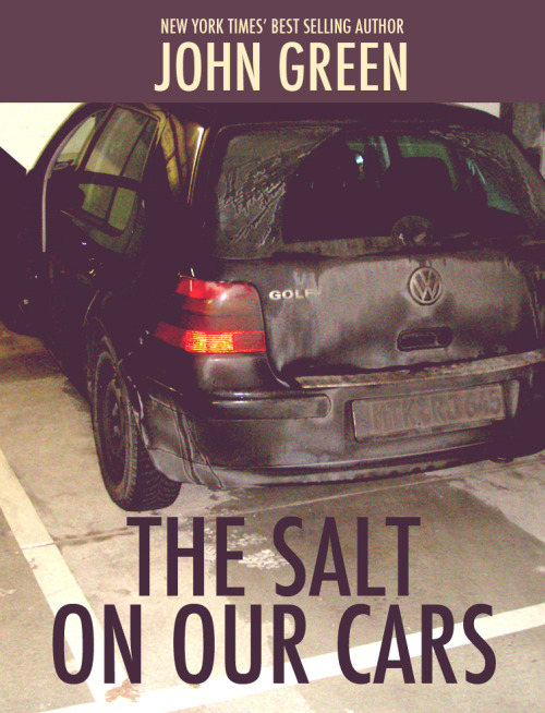 schemestresses:  John Green always addresses those topics that affect us the most.