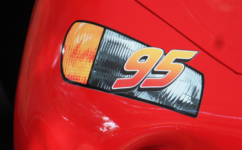 95 - Lightning McQueen on Flickr.