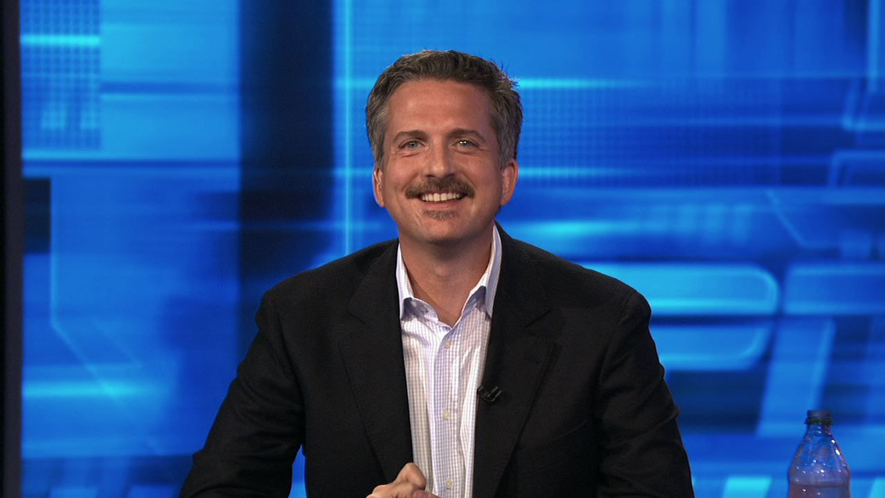 Bill Simmons appeared on Pardon the Interruption today sporting this mustache.  Expect it to be a bit of a meme this week in online sports media.
