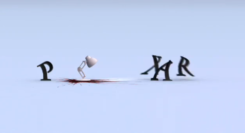 collegehumor:  Pixar Intro Parody - (Click for Video) Beware of adorable, homicidal lamps.