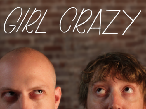 dancohenwastaken:  New Project: Girl Crazy I'm making a comedy web series with actor/comedian/Mike's Hard Lemonade spokesman Elisha Yaffe. Look, we're on kickstarter raising money!  Help crowdfund our groupvestment in entertainomedy. Thank you!  My friends make good stuff. If you help them, you'll get to see more of it.