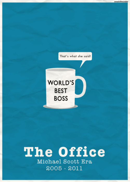 The Office by Oneskillwonder