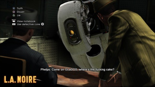 talltaleskillwhales:  Yeah, GLaDOS, where is that cake you promised me?