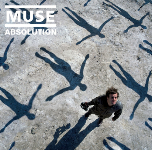 "Favorite Album Covers - Muse ""Absolution"""