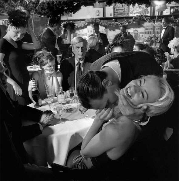 Photo by Larry Fink.