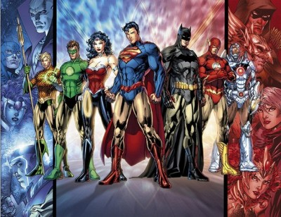 comiclyawesome:  The Pantless JLA