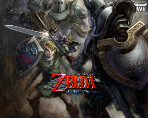 The Legend of Zelda . Twilight Princess Maybe is already late, but I think I'll buy this game soon! ^^
