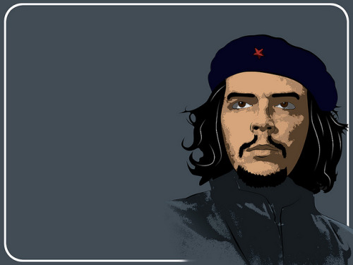 Che Guevara by liquidsouldesign on Flickr.