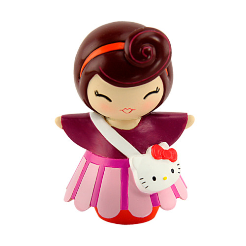 Momiji x Hello Kitty