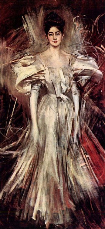 Fuoco d'Artificio by Giovanni Boldini, date missing (ca 1895?)