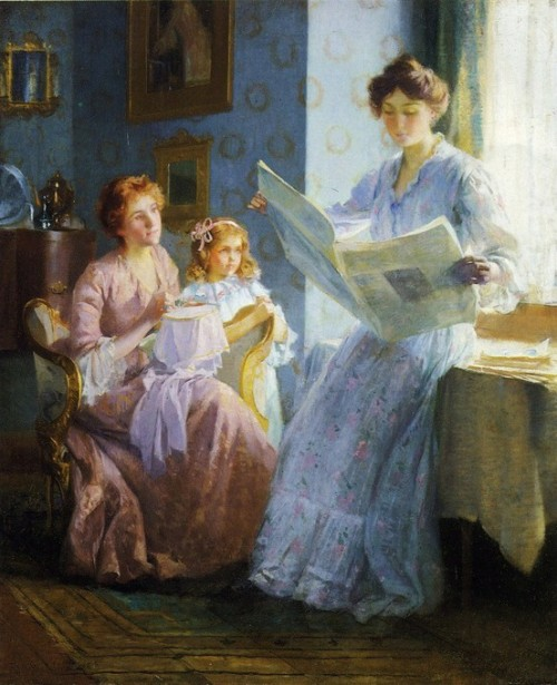 An Interesting Story, Francis Coates Jones