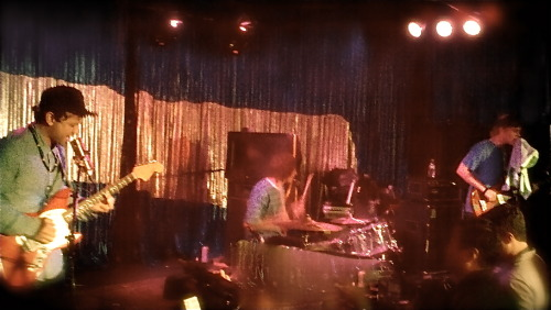 Unknown Mortal Orchestra at The Satellite - Los Angeles (July 31 2011)(by Will Sellers)