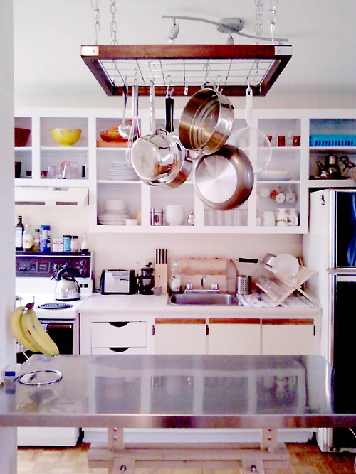 sweethomestyle:  My Kitchen. Submitted by Filleasiatique