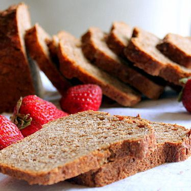 Strawberry Mango Molasses Bread