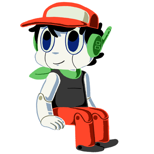huzzahexclamationpoint:  Quote  Cave Story, Pixel I thought I would start this thing off with the protagonist from the greatest indie game of all time, Quote. If you haven't played it then I am very disappointed in you. It's also available on WiiWare and DSiWare. There is even a 3D version coming out soon!  Hey kids! Taking inspiration from blogs like NoMarios and I Draw Ninja Turtles, I've made my own little blog. I'll be drawing characters from indie games. Even if you don't play indie games, I'm sure you could still enjoy it.