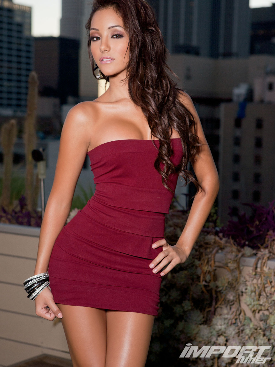 cop-top:   Melanie iglesias   She's perfect.