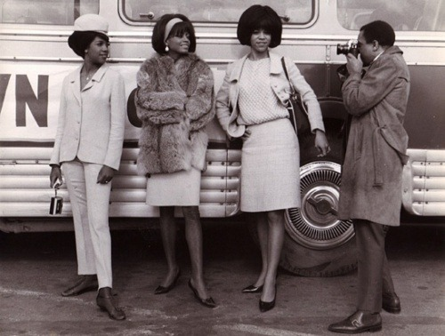 iloveretro:  The Supremes (1965)