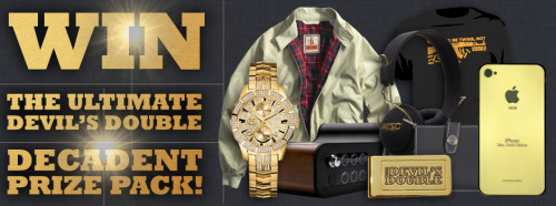 Win Baracuta goodies and more in the Devil's Double decadent prize pack on Movie Comps!