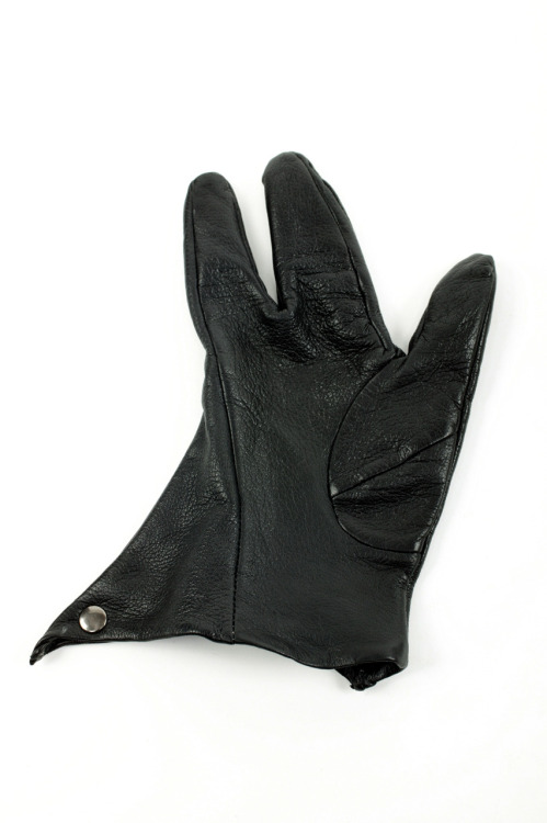 clintcatalyst: More For The Wish List …Asher Levine Gloves : Fall/Winter 2011 What a stupid concept.  Everyone knows that turtles are cold blooded and therefore no garment will keep them warm in the winter.  I'm sure this kid's stoked, though.