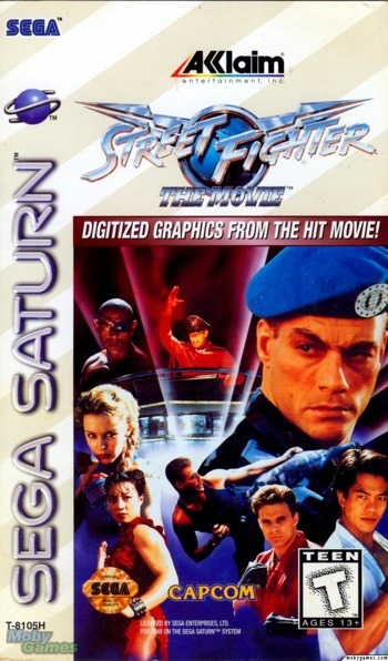 Developed by Capcom in 1995 for Sega Saturn