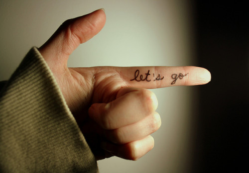 putidus:  [31/365] let's go by Tiphanie Neely on Flickr.