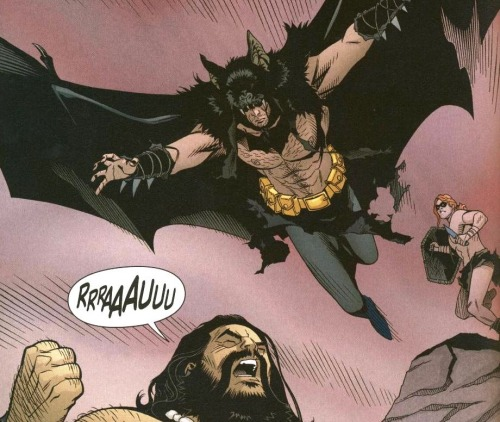 Vandal Savage em A Sombra do Batman