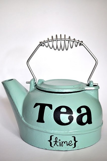 tea time is all the time.