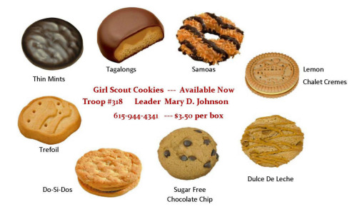 Let's be forward: Reblog if Girl Scout Cookies are the greatest food ever created. We Sophisticates are trying to decide if world's love for the cookies has evolved into a full-blown addiction. But more importantly, which cookie is the best?