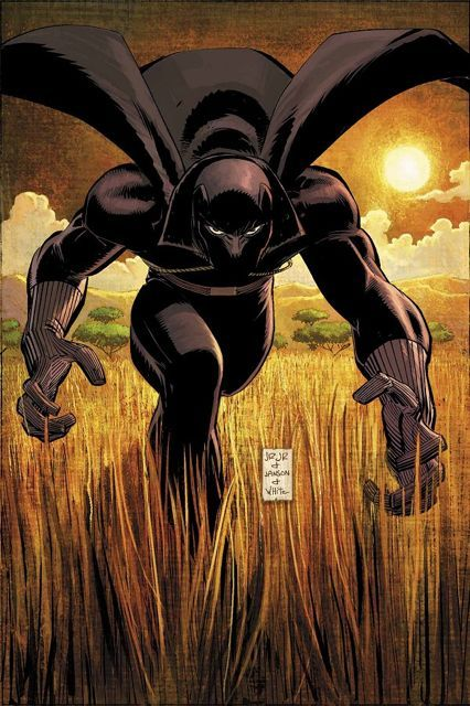 The Black Panther — real name T'Challa, a young African king — is the first black superhero in mainstream American comics, and we can't think of anyone better to pave the way.  In praise of the new Spider-Man: 10 super heroes of color