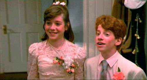 sethgreenandawesomecelebrities:  Before they were adorable as Oz and Willow, Seth and Alyson Hannigan were still adorable.