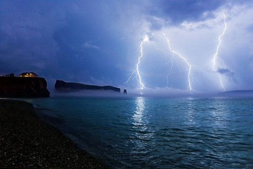 The Perfect Storm by Dan. D. on Flickr.