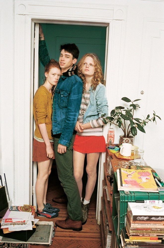 urbanoutfitters:  Early Fall 2011 / Photography by Colin Dodgson  I want to shoot one of these one day…