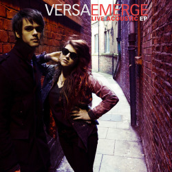 fueledbyramen:  VersaEmerge will release their Live Acoustic EP on August 23rd through iTunes. Check out the tracklisting for the album below and click HERE to preorder it now! 1. Toxic (Britney Spears cover) 2. Father Sky 3. E.T. (Katy Perry cover) 4. Mythology 5. American Boy (Estelle cover)