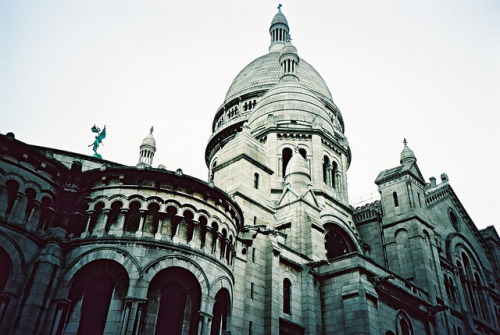 siccus:  sacre coeur, paris. by (marcusp) on Flickr.