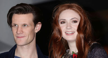 "TV stars Matt Smith and Karen Gillan swap Doctor Who for Shakespeare DOCTOR WHO star Matt Smith and sidekick Karen Gillan are planning to team up again … in Shakespeare's Macbeth. Inverness-born Karen - who plays the Time Lord's companion Amy Pond - wants to land the role of the doomed king's infamous wife. And Matt jumped at the chance of joining her on stage. Karen, 23, said: ""I want to be Lady Macbeth, it's a role I have always wanted to play."" Matt, 28, added: ""And I want to be Macbeth, so let's do that. I'd quite like to do a play."" The pair have starred in the smash hit BBC sci-fi show since last year. Karen is to make her West End debut in October in John Osborne's play Inadmissible Evidence. The pair would be following in the footsteps of former Tardis team  David Tennant and Catherine Tate, who are appearing in Shakespeare's  Much Ado About Nothing."