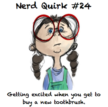 nerdquirks:  Thanks to violet-laugh!