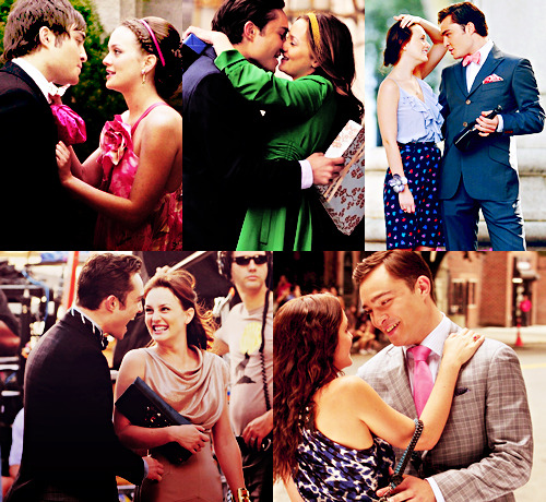 Blair & Chuck - Through The Years (Season 1 - Season 5)
