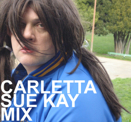 "CARLETTA SUE KAY MADE US A MIX. Carletta Sue Kay's honest and heart pulling sounds are a local favorite. This mix is intimate, like a mix to your friend-crush, and is revealing of CSK's gentle side. What's on CSK's plate? Word on the street is that a guest recording session is scheduled for the end of the month. We're told that, ""[Carletta Sue Kay] was asked to record with an indie hero known for his 69 love songs.""  download here.  Tracklist: 1. Colin Blunstone - Misty Roses2. Orange Juice - Falling and laughing3. Donny Hathaway - I Believe to My Soul4. Townes Van Zandt  - (Quicksilver Daydreams Of) Maria5. American Music Club - Western Sky6. BMX Bandits - Girl At The Bus Stop (Acoustic)7. Magnetic Fields - Love Is Like A Bottle Of Gin8. Country Teasers - Anytime, Cowboy9. Dusty Springfield - What Are You Doing For The Rest Of Your Life?10. Oblivians  - And Then I Fucked Her11. Scott Walker - Big Louise12. The Fresh & Onlys - What's His Shadow Still Doing Here13. Gillian Welch - My Morphine14. Television Personalities - Smashing time15. Etta James - Something's Got A Hold on Me16. Jens Lekman - Black Cab17. Emmylou Harris  - Satan's Jeweled Crown - Pedro"